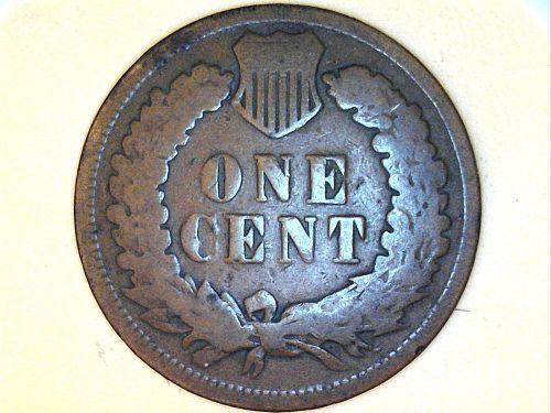 1898 Indian Head Cent--Good