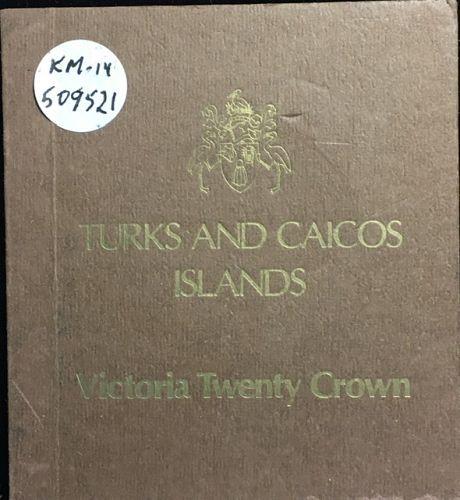 Turks and Caicos Islands   KM14