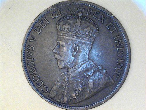 1914 Canada Cent