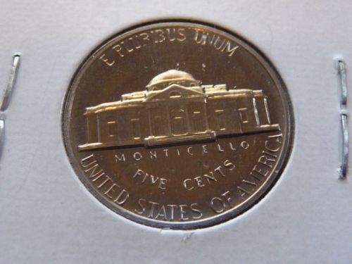 1968-S JEFFERSON NICKEL IN PROOF CONDITION  L-18-20