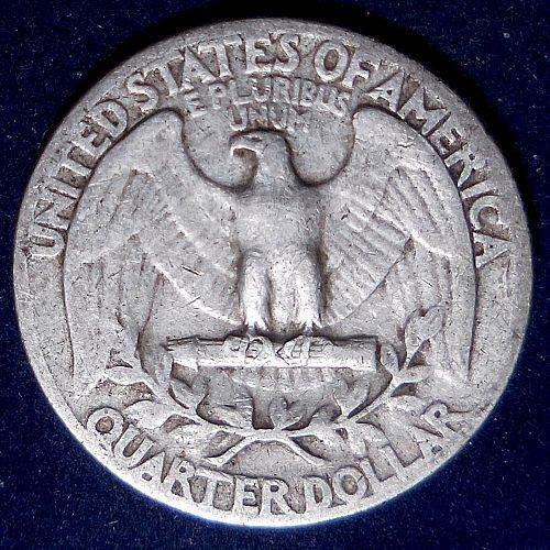 1944-P Silver Quarter