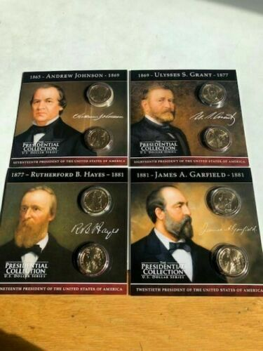 The Presidential Collection US Dollar Series