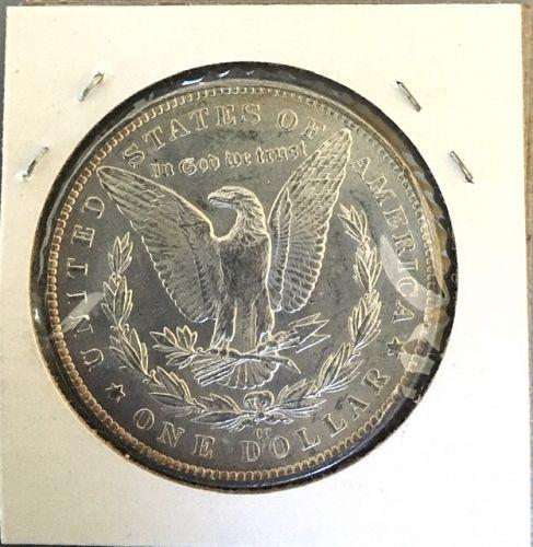 1882 CC Morgan Silver Dollar  MS63