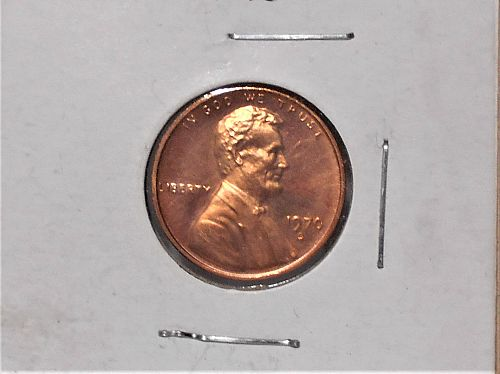 1970 S Proof Lincoln cent 70-04
