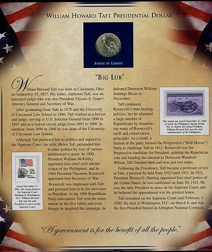 U.S. Presidents Mint Sets Collection with Historic U.S. Stamps