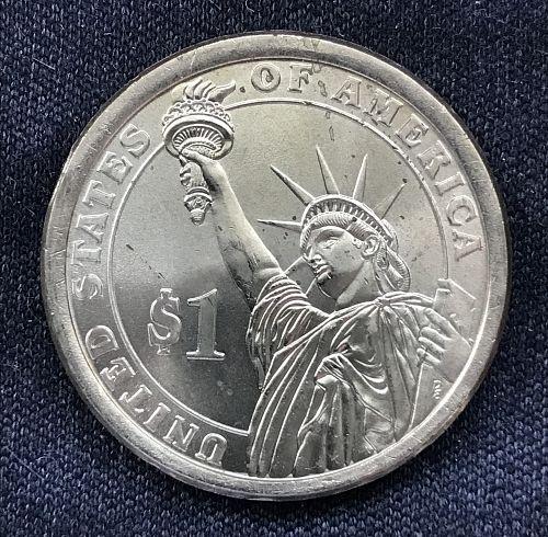 2015 P Uncirculated Presidential Dollar Coin---Harry S. Truman (0818-18)