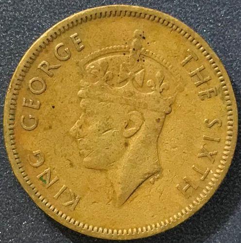 Hong Kong - 1949 - 10 Cents [#1]