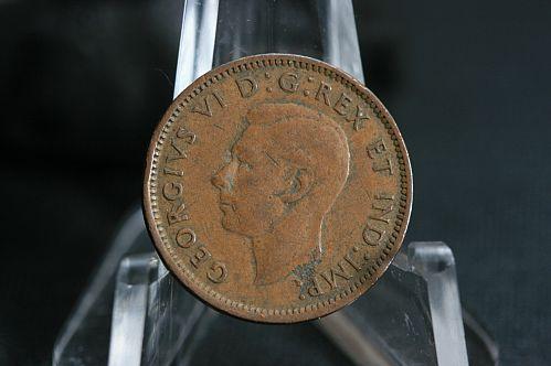 1946 Canada small cent
