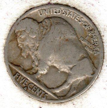 1936 S Buffalo Nickels - #8-26