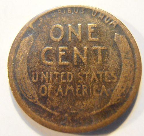 1921 S Lincoln Cent Low Mintage (21SLC6)