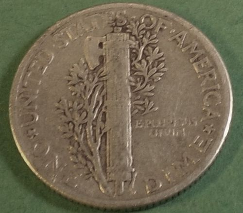 1941 P Mercury Dime
