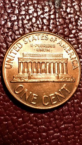 1970 S Lincoln Memorial Cent Small Date - High 7 - Struck Slightly Off-Center