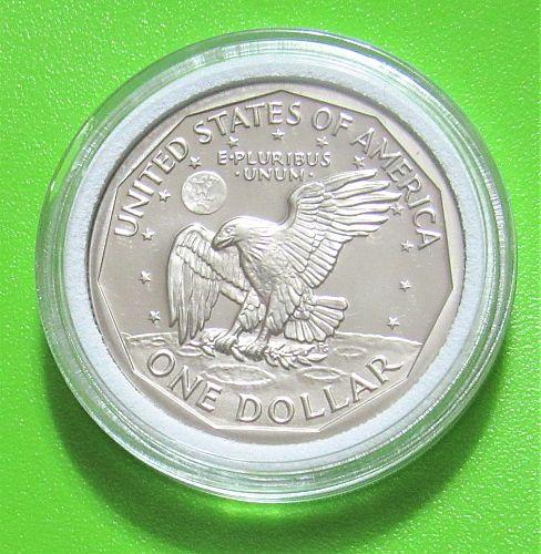 1980-S $1 Susan B. Anthony Dollar - Cameo Proof