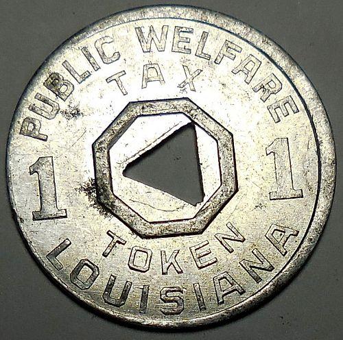 Louisiana Welfare Token