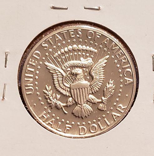 1974-S Kennedy Half Dollar