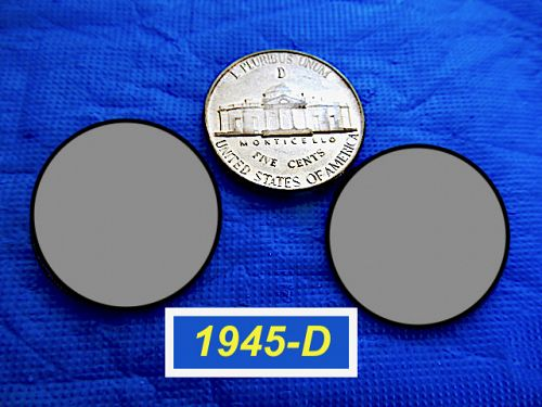 1945-D SILVER War Nickel  ⭐️  Circulated  ⭐️  (6.03b)