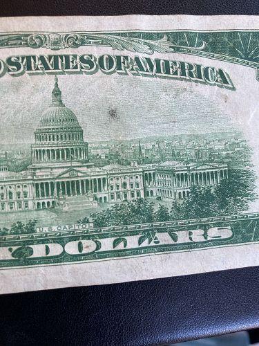 1934 $50.00 Bill