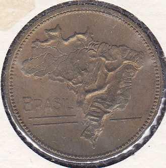 Brazil 5 Cruzeiros 1942