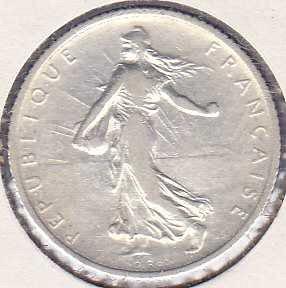 France 1 Franc 1907