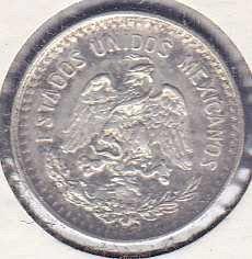 Mexico 10 Centavos 1906