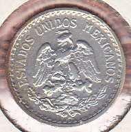 Mexico 10 Centavos 1919