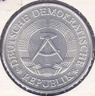 Germany / East 2 Mark 1980A
