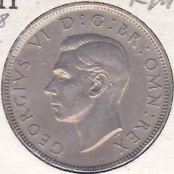 Great Britain 2 Shillings 1950