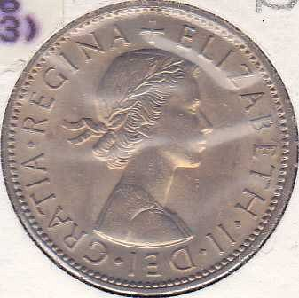 Great Britain 2 Shillings 1965