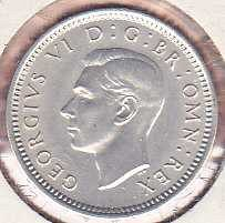 Great Britain 3 Pence 1938
