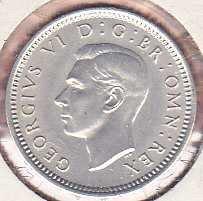 Great Britain 3 Pence 1938
