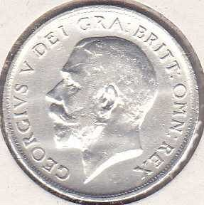 Great Britain 1 Shilling 1916