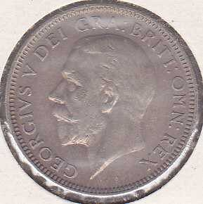 Great Britain 1 Shilling 1932