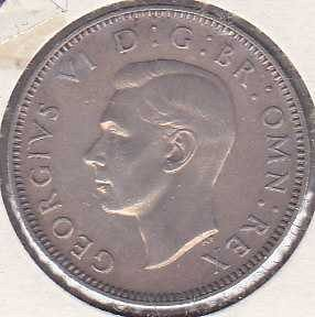Great Britain 1 Shilling 1942