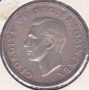Great Britain 1 Shilling 1942