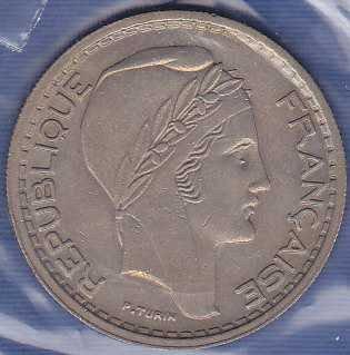France 10 Francs 1949B