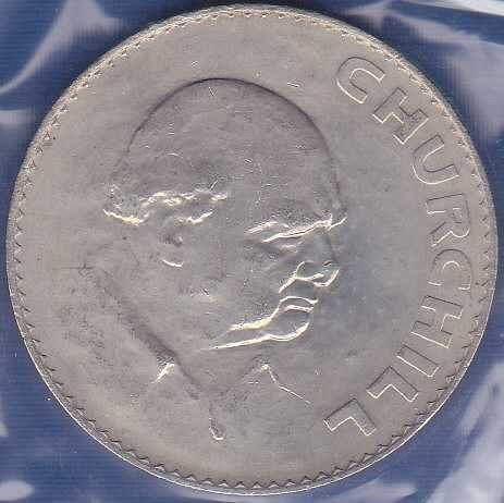 Great Britain Crown 1965