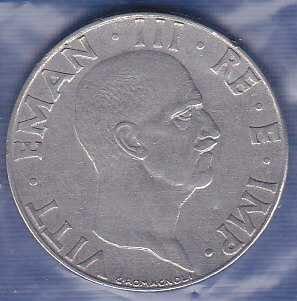 Italy 50 Centesimi 1940