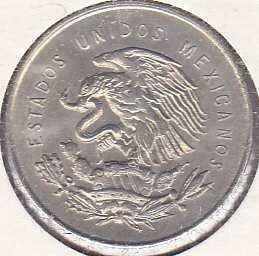 Mexico 25 Centavos 1951