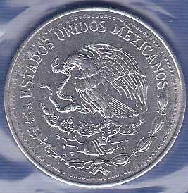 Mexico 50 Centavos 1983