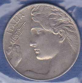 Italy 20 Centesimi 1921