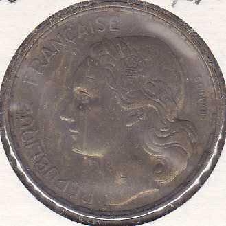 France 50 Francs 1953