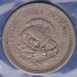 Mexico 5 Centavos 1936
