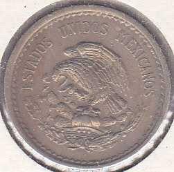 Mexico 5 Centavos 1940