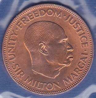 Sierra Leone 1 Cent 1964