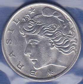 Brazil 10 Centavos 1976