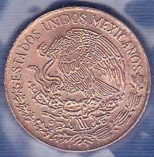 Mexico 5 Centavos 1975
