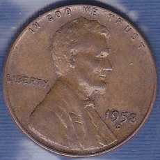 1958 D Lincoln Wheat Cent