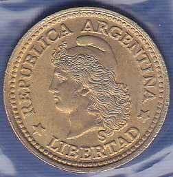 Argentina 50 Centavos 1975