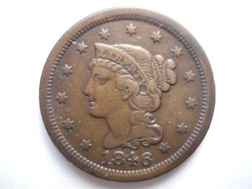 1846 Sm Date Braided Hair Lg Ct