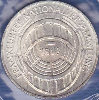 Germany 5 Mark 1973G